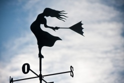 Picture of a wind vane
